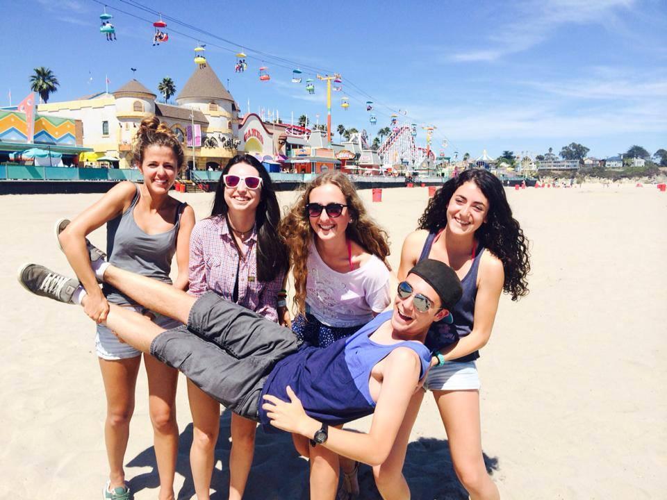 Experiencias del curso de verano en Temecula, California