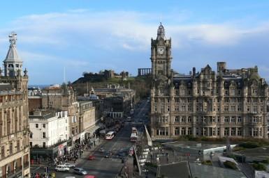 Estudia inglés en Edimburgo