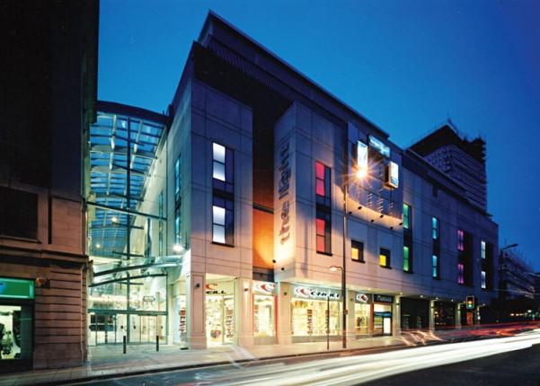 La residencia del centro de Leeds