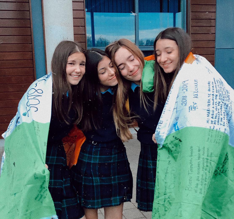 Experiéncia de un año escolar en Irlanda para un etudiante Hes Idiomas