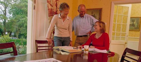 Alojamiento en familia en Harrogate