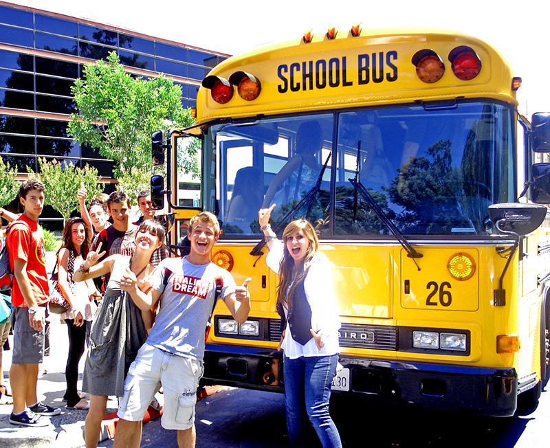 Curso de verano con inglés en California para jóvenes