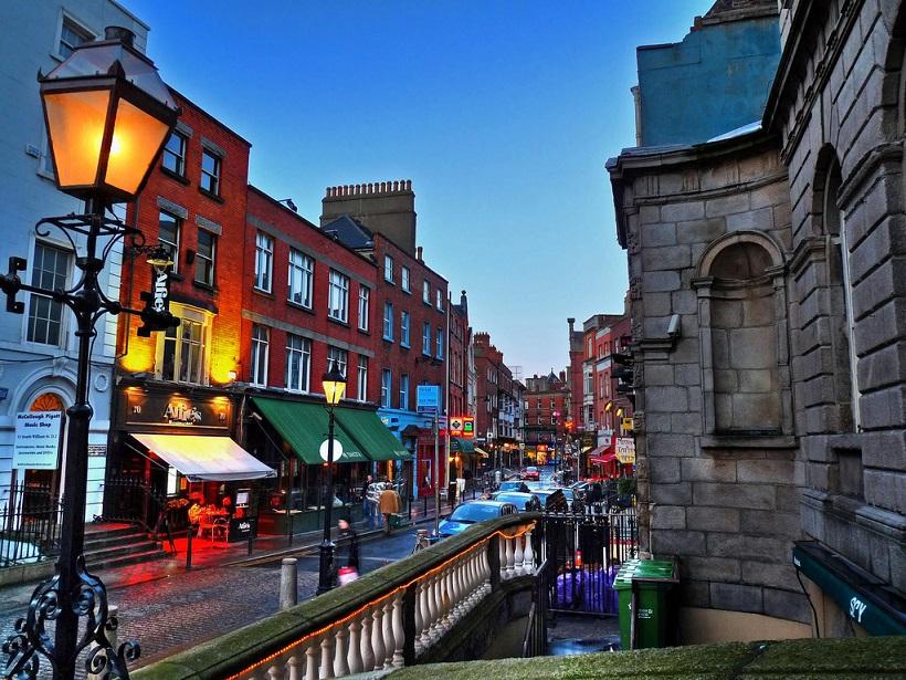 Visita la ciudad en el curso de inglés en Dublín, Irlanda