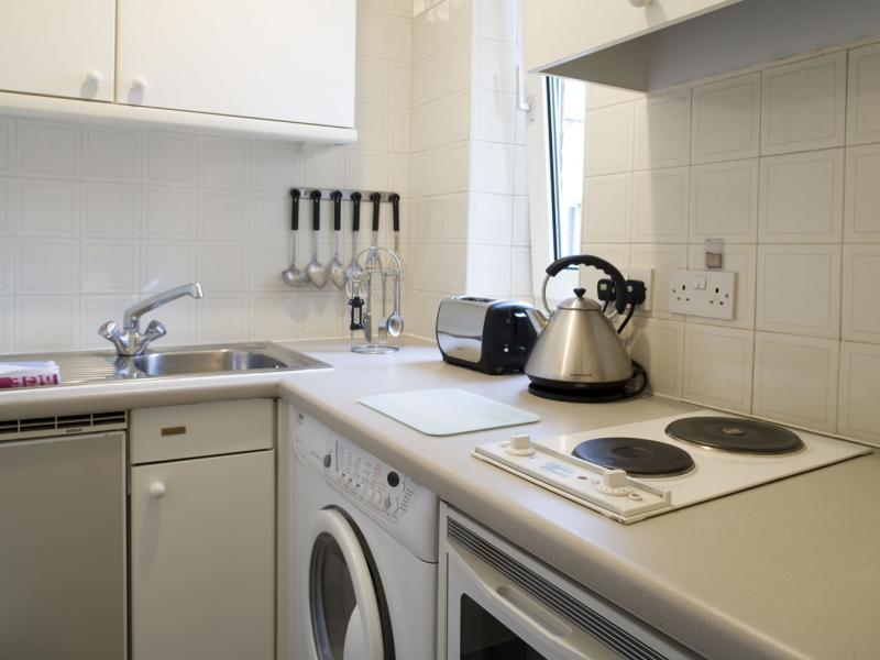 cocina de una residencia de south kensington