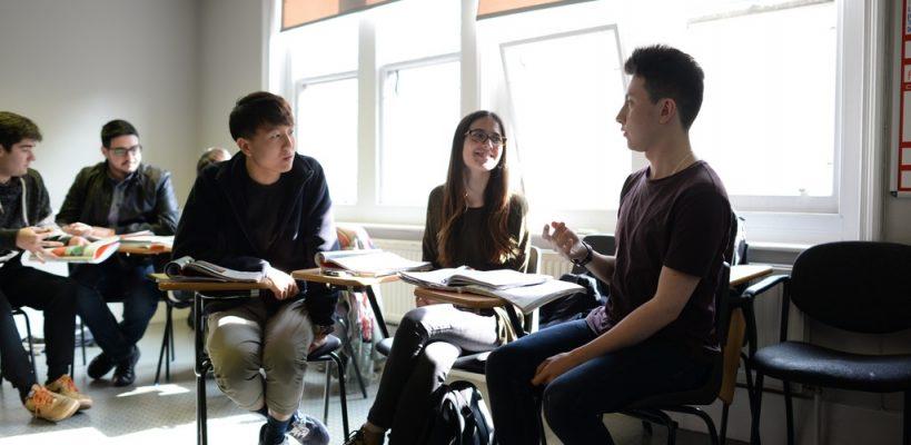 Estudia inglés en Holborn