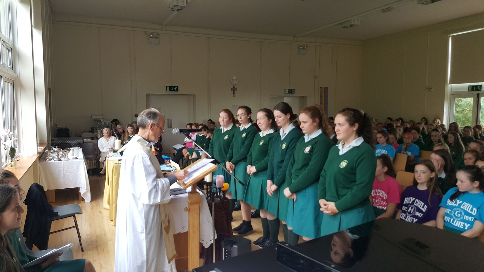 "Colegio privado en Irlanda ""Holy Child Killiney"""
