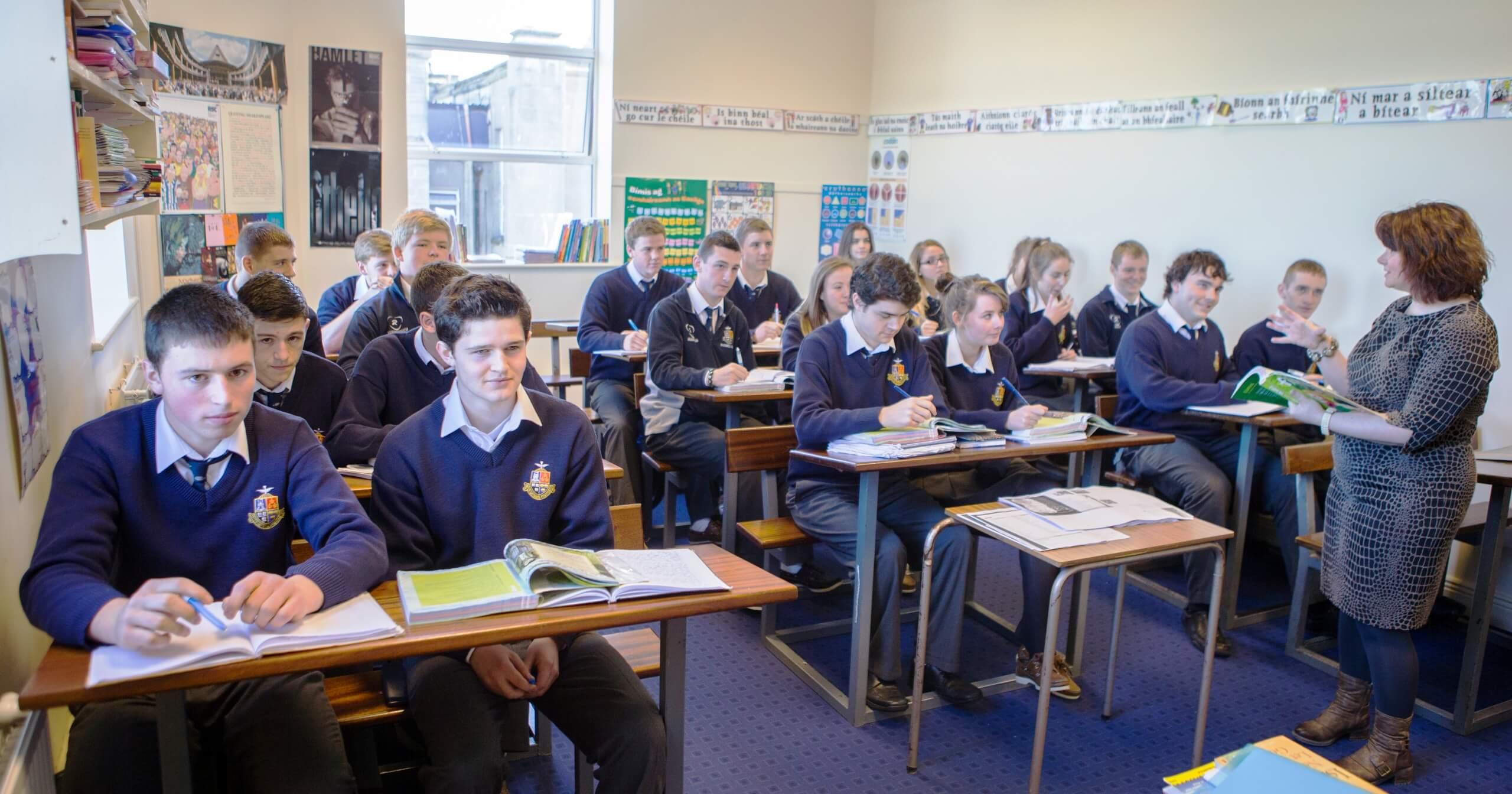 """Colegio privado en Irlanda """"Rockwell College"""""""