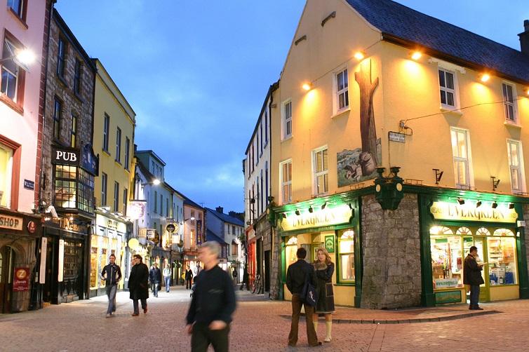 Comprar en las tiendas de Galway
