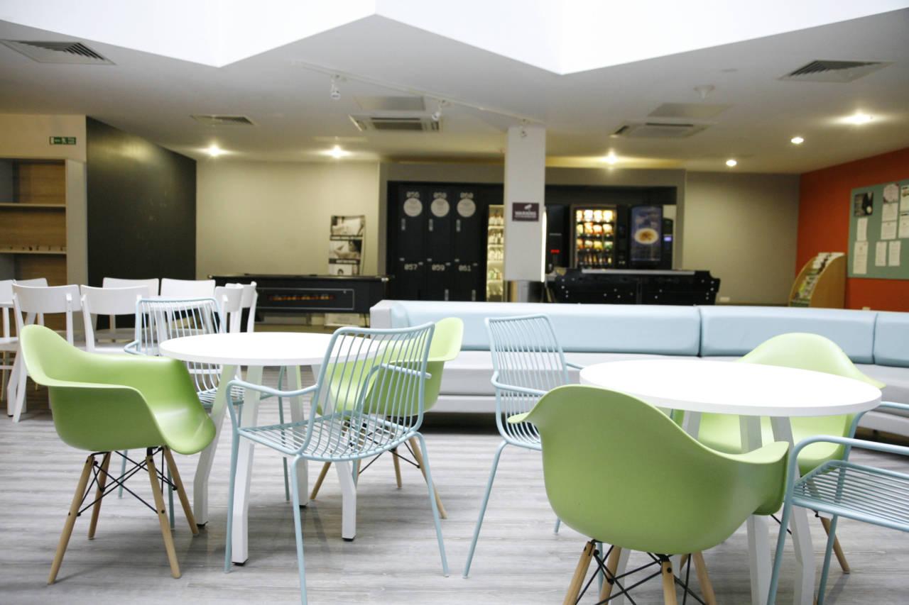 Alojamiento en residencia Londres centro