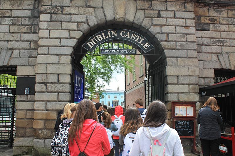 Curso de verano en familia en Lexlip, Dublín