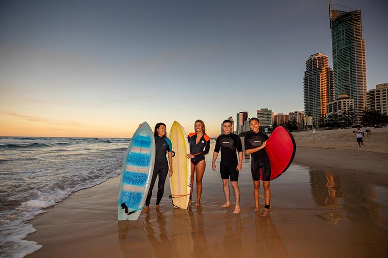 Disfruta y conoce Gold Coast