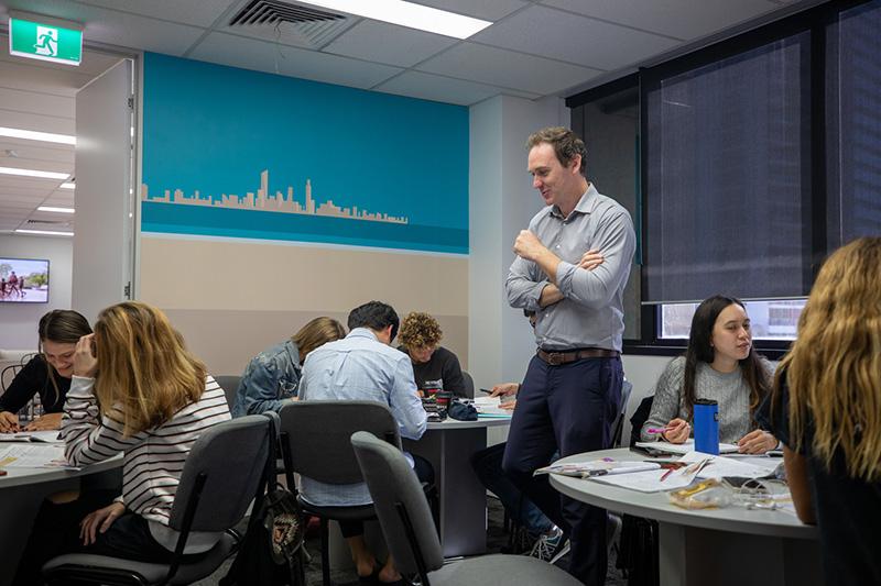 Cursos de inglés en Gold Coast, Australia