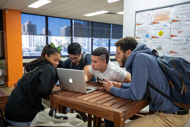 Estudia curso de inglés en Australia