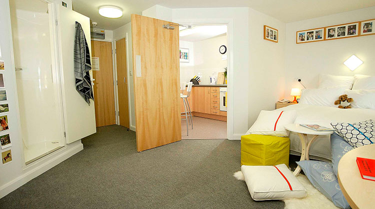 Alojamiento residencia en Leeds