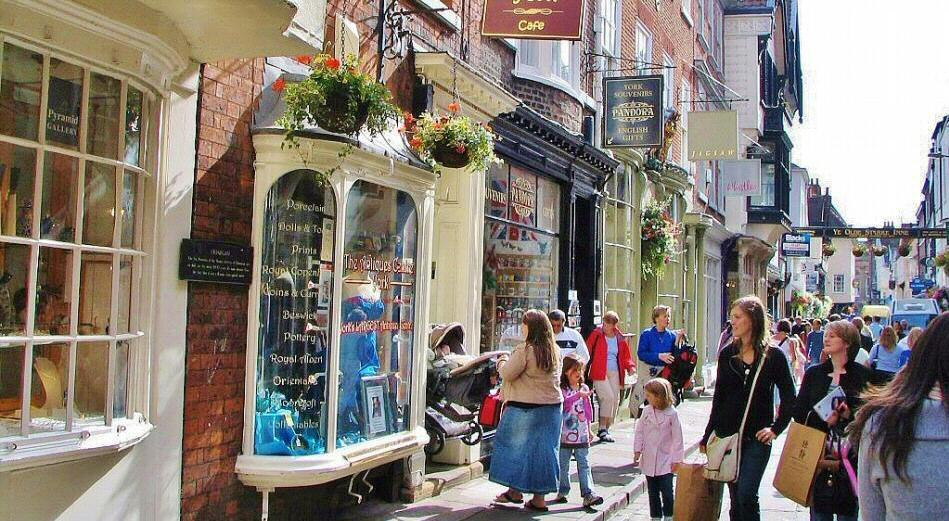 Aprende inglés en York