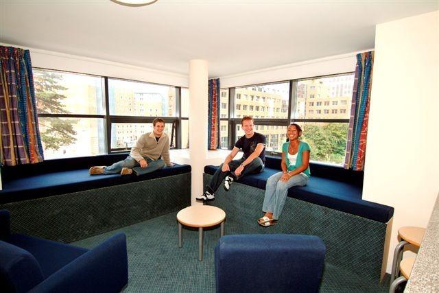 Alojamiento en Residencias en Bournemouth