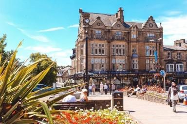 Estudia inglés en la bonita ciudad de Harrogate