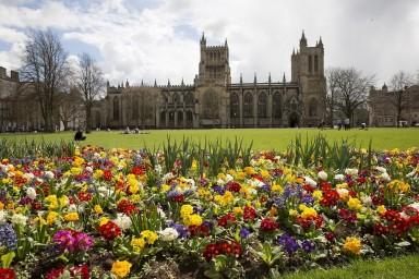 Bristol ciudad universitaria
