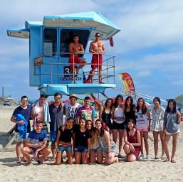 Curso de verano para jóvenes en California