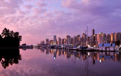 Vancouver y su costa
