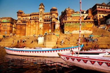El Ganges en India