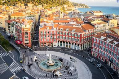 Aprende en francés en Niza