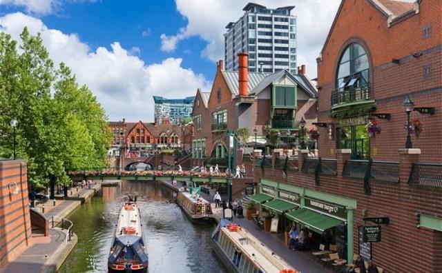 La segunda ciudad más grande de Inglaterra