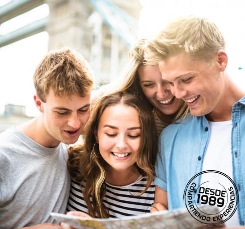 Hes Idiomas en el extranjero para jóvenes