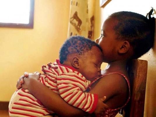 Orfanatos en Tanzania