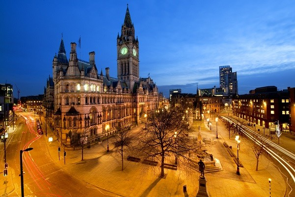 Curso de inglés en Manchester