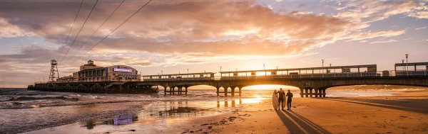 Bournemouth y sus playas