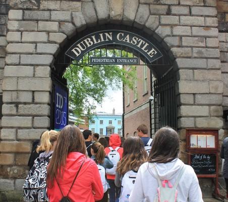 Curso de verano en Dublín centro para jóvenes