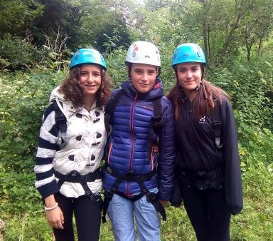 campamento de deportes de aventura en irlanda