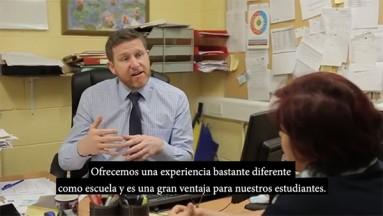 Entrevista a los directores de las escuelas que acogen estudiantes en un año escolar en el extranjero
